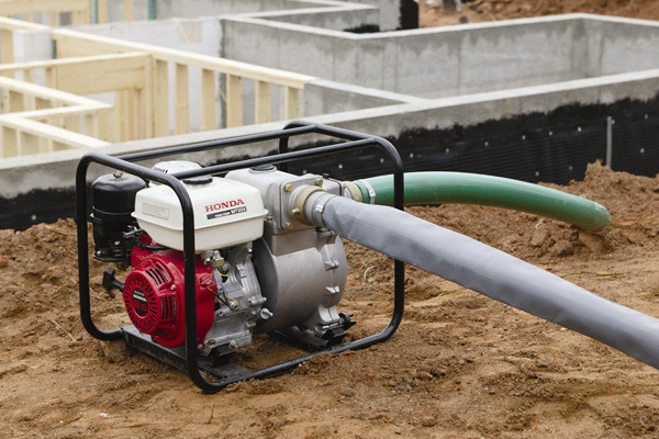 Honda | Pumps | Construction for sale at Columbus, Elmer, Marlboro, Hammonton, Columbia, NJ