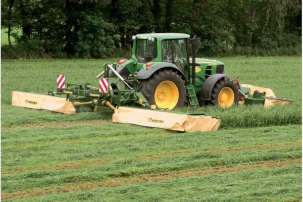 Krone EasyCut B 890 for sale at Columbus, Elmer, Marlboro, Hammonton, Columbia, NJ
