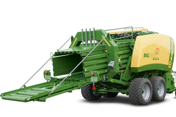 Krone BiG Pack HighSpeed 1290 HDP for sale at Columbus, Elmer, Marlboro, Hammonton, Columbia, NJ
