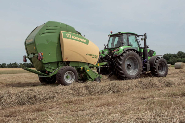Krone | Comprima Round Balers | Model Comprima V 210 XC for sale at Columbus, Elmer, Marlboro, Hammonton, Columbia, NJ