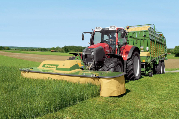 Krone | Front-Mounted Disc Mowers EasyCut F | Model EasyCut F 360 for sale at Columbus, Elmer, Marlboro, Hammonton, Columbia, NJ