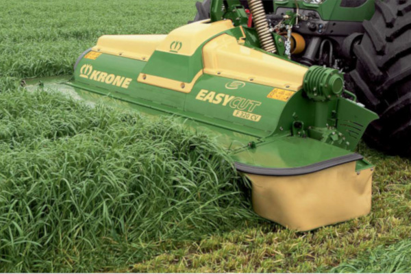 Krone | Front-Mounted Disc Mowers EasyCut F | Model EasyCut F 320 CV for sale at Columbus, Elmer, Marlboro, Hammonton, Columbia, NJ