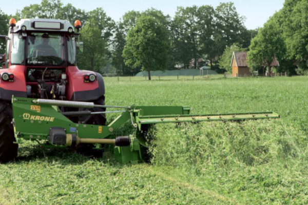 Krone EasyCut R 280 CV for sale at Columbus, Elmer, Marlboro, Hammonton, Columbia, NJ