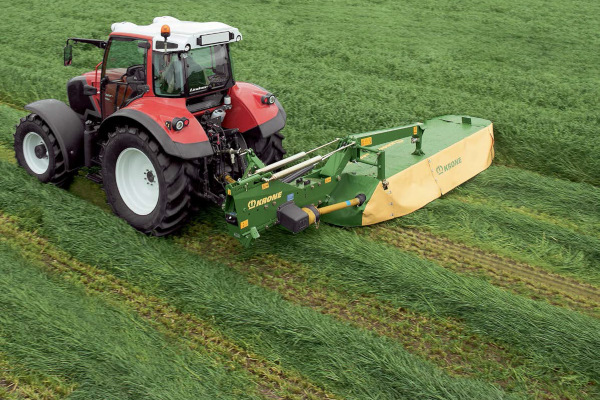 Krone EasyCut R 400 for sale at Columbus, Elmer, Marlboro, Hammonton, Columbia, NJ
