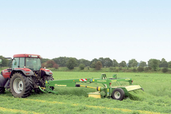 Krone EasyCut 3201 CV for sale at Columbus, Elmer, Marlboro, Hammonton, Columbia, NJ