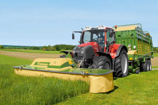 Krone | Disc Mowers | Front-Mounted Disc Mowers EasyCut F for sale at Columbus, Elmer, Marlboro, Hammonton, Columbia, NJ