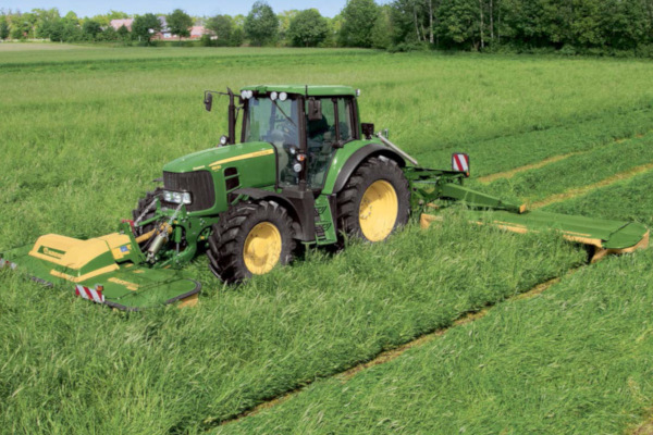 Krone | Disc Mowers | Mower combinations EasyCut B for sale at Columbus, Elmer, Marlboro, Hammonton, Columbia, NJ