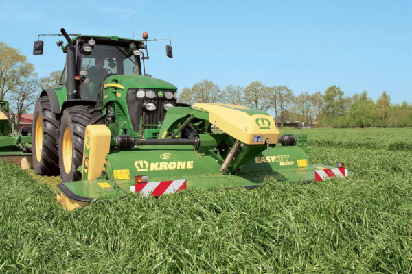 Krone | Front-Mounted Disc Mowers EasyCut F | Model EasyCut F 360 CR for sale at Columbus, Elmer, Marlboro, Hammonton, Columbia, NJ