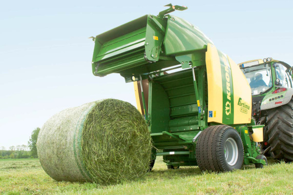Krone | Fortima Round Balers | Model Fortima F 1250 for sale at Columbus, Elmer, Marlboro, Hammonton, Columbia, NJ