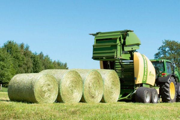 Krone | Fortima Round Balers | Model Fortima V 1500 for sale at Columbus, Elmer, Marlboro, Hammonton, Columbia, NJ