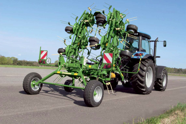 Krone | KWT - Trailed Tedders With Running Gear | Model KWT 7.82 for sale at Columbus, Elmer, Marlboro, Hammonton, Columbia, NJ