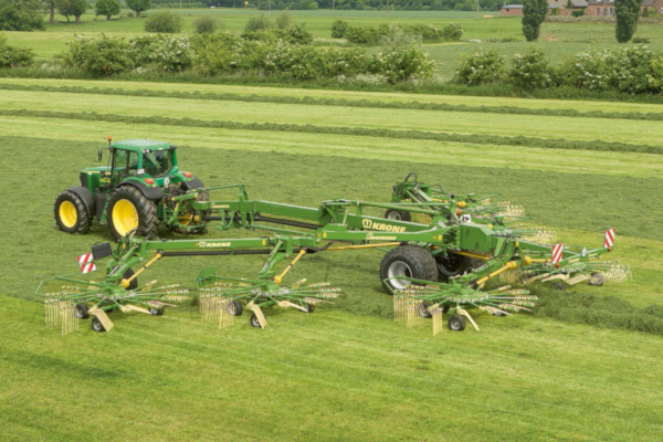 Krone Swadro 2000 for sale at Columbus, Elmer, Marlboro, Hammonton, Columbia, NJ