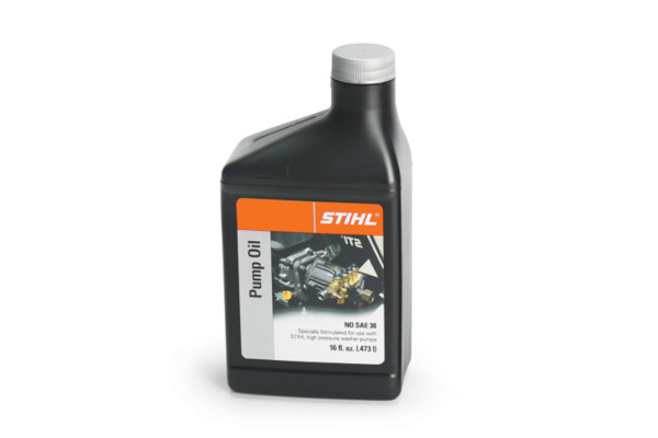 Stihl Pressure Washer Pump Oil for sale at Columbus, Elmer, Marlboro, Hammonton, Columbia, NJ