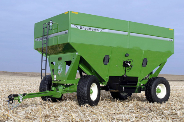 Unverferth | 30-Series Grain Wagons | Model 630* for sale at Columbus, Elmer, Marlboro, Hammonton, Columbia, NJ