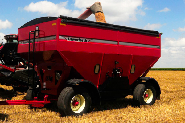 Unverferth | 30-Series Grain Wagons | Model 730* for sale at Columbus, Elmer, Marlboro, Hammonton, Columbia, NJ