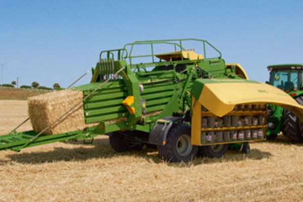 Krone BiG Pack 1290 HDP II XC for sale at Columbus, Elmer, Marlboro, Hammonton, Columbia, NJ