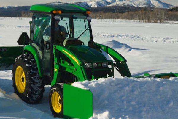 Frontier | Loader Attachments | AS11E Series Snow Pushes for sale at Columbus, Elmer, Marlboro, Hammonton, Columbia, NJ