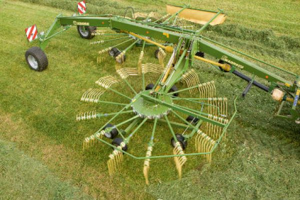 Krone | Twin Rotor Side Delivery Rakes | Model Swadro 907 for sale at Columbus, Elmer, Marlboro, Hammonton, Columbia, NJ