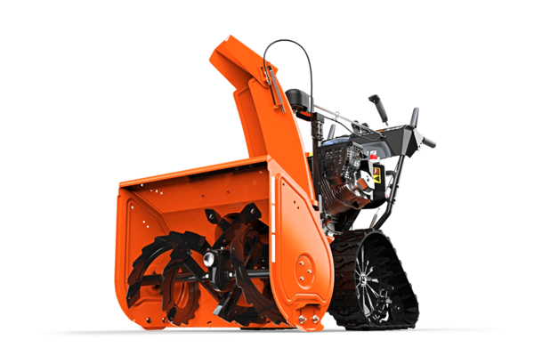 Ariens PLATINUM 28 RAPIDTRAK SHO for sale at Columbus, Elmer, Marlboro, Hammonton, Columbia, NJ